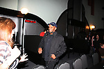 Darnell Williams - All My Children actors came to see fans on November 21, 2009 at Uncle Vinnie's Comedy Club at The Lane Theatre in Staten Island, NY for a VIP Meet and Greet for photos, autographs and a Q & A on stage. (Photo by Sue Coflikn/Max Photos)
