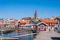 Scenes from Fjällbacka
