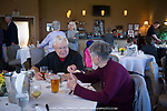 Sara and John Burkholder 50th Anniversary August 12, 2018 @ O'Malley's on the Green in Anchorage, Alaska.