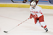 Matt Christie - The Boston College Eagles defeated the Miami University Redhawks 5-0 in their Northeast Regional Semi-Final matchup on Friday, March 24, 2006, at the DCU Center in Worcester, MA.