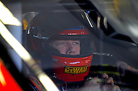 Feb. 27, 2009; Las Vegas, NV, USA; NASCAR Sprint Cup Series driver Matt Kenseth during practice for the Shelby 427 at Las Vegas Motor Speedway. Mandatory Credit: Mark J. Rebilas-