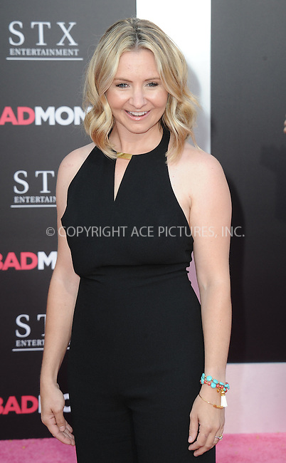 www.acepixs.com<br /> <br /> July 26 2016, LA<br /> <br /> Beverly Mitchell arriving at the premiere of 'Bad Moms' at the Mann Village Theatre on July 26, 2016 in Westwood, California.<br /> <br /> By Line: Peter West/ACE Pictures<br /> <br /> <br /> ACE Pictures Inc<br /> Tel: 6467670430<br /> Email: info@acepixs.com<br /> www.acepixs.com