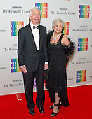 United States Senator Thad Cochran (Republican of Mississippi) and Kay Webber arrive for the formal Artist's Dinner honoring the recipients of the 2013 Kennedy Center Honors hosted by United States Secretary of State John F. Kerry at the U.S. Department of State in Washington, D.C. on Saturday, December 7, 2013. The 2013 honorees are: opera singer Martina Arroyo; pianist,  keyboardist, bandleader and composer Herbie Hancock; pianist, singer and songwriter Billy Joel; actress Shirley MacLaine; and musician and songwriter Carlos Santana.<br /> Credit: Ron Sachs / CNP