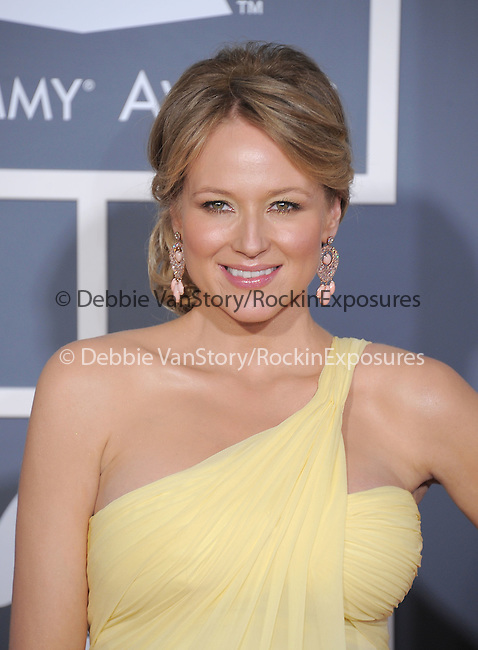 Jewel attends The 53rd Annual GRAMMY Awards held at The Staples Center in Los Angeles, California on February 13,2011                                                                               © 2010 DVS / Hollywood Press Agency