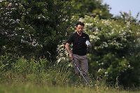 Gerard Dunne (Co. Louth) on the 18th during Round 4 of the East of Ireland Amateur Open Championship sponsored by City North Hotel at Co. Louth Golf club in Baltray on Monday 6th June 2016.<br /> Photo by: Golffile   Thos Caffrey