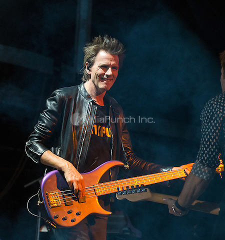 LAS VEGAS, NV - September 26: ***HOUSE COVERAGE*** Duran Duran pictured at Life Is Beautiful Festival in Las Vegas, NV on September 26, 2015. Credit: Erik Kabik Photography/ MediaPunch