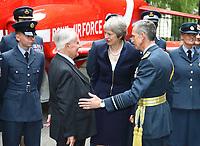 MAY 23 Royal Air Force 100th anniversary