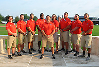 Wesleyan Football Team Photos 2017