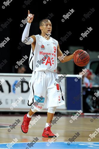 2011-10-25 / Basketbal / seizoen 2011-2012 / Antwerp Giants - Pepinster / Timothy 'Tim' Black..Foto: Mpics