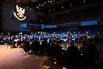 St Johnstone Hall of Fame Dinner, Perth Concert Hall...05.10.13<br /> A packed Perth Concert Hall for the first ever St Johnstone Hall of Fame awards.<br /> Picture by Graeme Hart.<br /> Copyright Perthshire Picture Agency<br /> Tel: 01738 623350  Mobile: 07990 594431