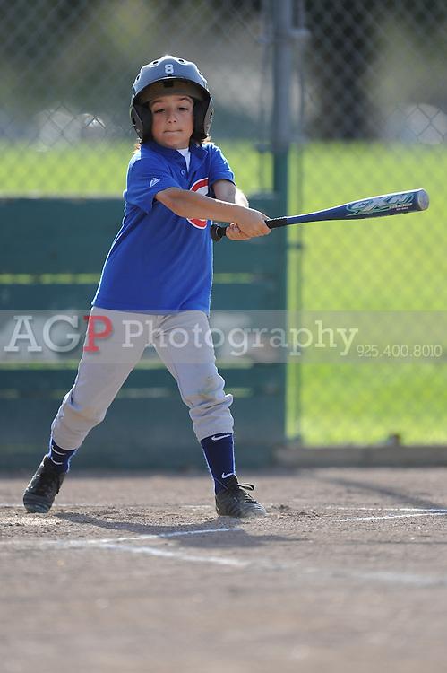 The A Cubs of Pleasanton National Little League  March 28, 2009.