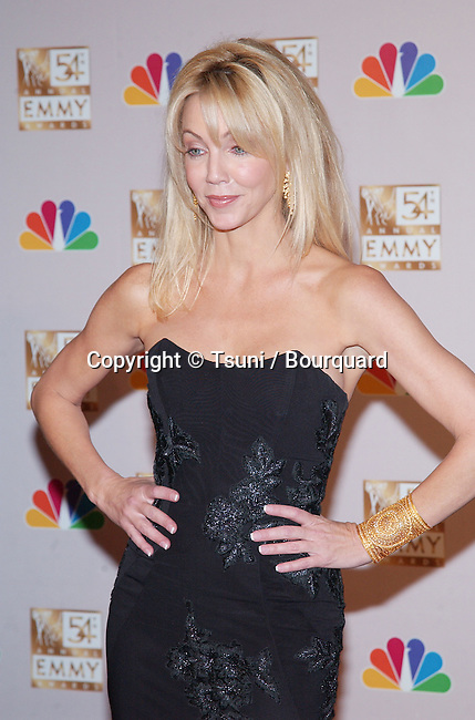 Heather Locklear at the 54th Annual Primetime Emmy Awards held at the Shrine Auditorium on September 22, 2002 in Los Angeles, CA.            -            LocklearHeather04.jpg