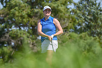 Ally McDonald (USA) watches her tee shot on 3 during round 2 of  the Volunteers of America LPGA Texas Classic, at the Old American Golf Club in The Colony, Texas, USA. 5/6/2018.<br /> Picture: Golffile | Ken Murray<br /> <br /> <br /> All photo usage must carry mandatory copyright credit (&copy; Golffile | Ken Murray)