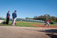 Boston Red Sox return for spring training, Fort Myers, Florida, USA, Feb. 13, 2011. Photo by Debi Pittman Wilkey