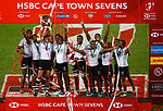 Cape Town Sevens 2018, HSBC World Rugby Series Series - 9 December 2018