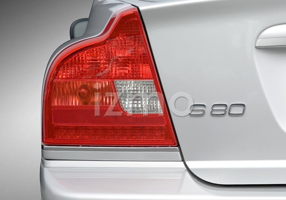 Driver side rear tailight of a 2006 Volvo S80 Sedan