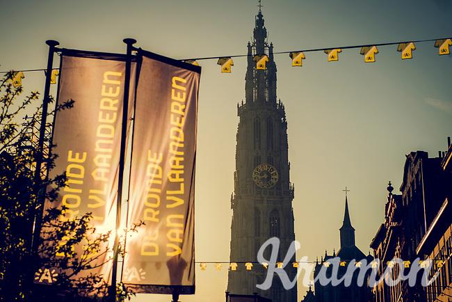 Antwerp is ready for De Ronde<br /> <br /> 101th Ronde Van Vlaanderen 2017 (1.UWT)<br /> 1day race: Antwerp &rsaquo; Oudenaarde - BEL (260km)