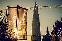 Antwerp is ready for De Ronde<br /> <br /> 101th Ronde Van Vlaanderen 2017 (1.UWT)<br /> 1day race: Antwerp › Oudenaarde - BEL (260km)