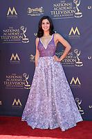 PASADENA - APR 30: Camila Banus at the 44th Daytime Emmy Awards at the Pasadena Civic Center on April 30, 2017 in Pasadena, California