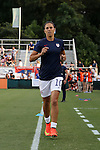 20 August 2014: Carli Lloyd (USA). The United States Women's National Team played the Switzerland Women's National Team at WakeMed Stadium in Cary, North Carolina in an women's international friendly soccer game. The United States won the match 4-1.