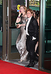 Cynthia Nixon & Partner Christine Marinoni.arriving for the 2010 White House Correspondents Dinner May 1, 2010 at the Washington Hilton Hotel in Washington, DC.  May 1, 2010.