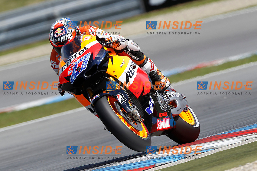 .14-08-2011 Brno (CZE).Motogp - Motogp.in the picture: Casey Stoner - Repsol Honda team .Foto Insidefoto Semedia