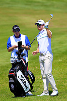Jens Dantorp (SWE) during the first round of the Lyoness Open powered by Organic+ played at Diamond Country Club, Atzenbrugg, Austria. 8-11 June 2017.<br /> 08/06/2017.<br /> Picture: Golffile | Phil Inglis<br /> <br /> <br /> All photo usage must carry mandatory copyright credit (&copy; Golffile | Phil Inglis)