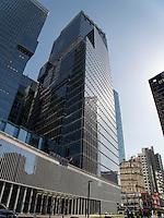 Architektur im Viertel Myeongdong, Seoul, S&uuml;dkorea, Asien<br /> Architecture in Myeongdong, Seoul, South Korea, Asia