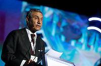 Ambrogio Preziosi partecipa ad un convegno di Confindustria a Napoli