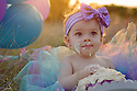 Hadley | 1 year cake smash