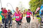 Susan Wrenn and Siobhan O'Sullivan who took part in the Killarney Women's Mini Marathon on Saturday last.