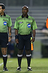 15 October 2016: Assistant Referee David McPhun. The Duke University Blue Devils hosted the University of Virginia Cavaliers at Koskinen Stadium in Durham, North Carolina in a 2016 NCAA Division I Women's Soccer match. Duke won the game 1-0.