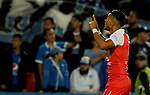 Independiente Santa Fe venció 0-3 a Millonarios. Fecha 19 Liga Águila II-2018.