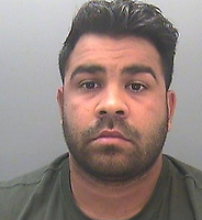 "Pictured: Liam Slade<br /> Re: The remaining eight members of a Newport-based organised crime group – two women and six men - have been sent to prison for more than 30 years at Newport Crown Court today (Friday 3rd May).<br /> The gang was responsible for bringing in and distributing nearly £2m of cocaine throughout Newport and the surrounding areas.<br /> The eight sentenced today are half of a 16-strong group of defendants who will be sentenced as a result of Operation Finch, which saw the gang being investigated for almost two years by officers from Tarian, the Regional Organised Crime Unit for southern Wales. The first phase of sentencing saw eight men sent to prison for more than 60 years.<br /> The arrests were carried out in June last year following a series of co-ordinated raids involving more than 120 officers on properties in the Maindee and Alway areas of Newport led by Tarian and working with Gwent police.<br /> The gang used various premises in and around Newport to store the drugs while running a dedicated drugs line from a mobile phone and a courier service.<br /> Detective Chief Inspector Julian Bull from Tarian said:  ""There is a human cost to the trade of supplying drugs, and we will work tirelessly to stop this.  I cannot over-emphasise the dangers of cocaine and the harm it can cause to the community as a whole.  It is good to know that these criminals are now behind bars and unable to continue profiting from the misery their trade brings to our neighbourhoods.<br /> ""As this case shows, someone who is perceived to be a small-time criminal can often be linked to a much larger operation, and the smallest bit of information can sometimes be the missing piece of the puzzle for our officers.<br /> ""This was a jointly co-ordinated approach to tackling serious and organised crime in the region between Tarian and our partners in Gwent police.<br /> ""Tarian ROCU focusses its assets on the most serious organised crime that occurs both across the southern Wales region and nationally."