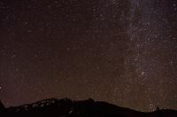 Stars Over Mt. Shasta, Shasta-Trinity National Forest, California, US