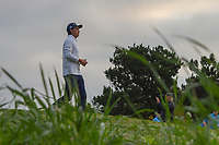 Rickie Fowler (USA) heads down 11 during day 1 of the Valero Texas Open, at the TPC San Antonio Oaks Course, San Antonio, Texas, USA. 1/5/2014.<br /> Picture: Golffile | Ken Murray<br /> <br /> <br /> All photo usage must carry mandatory copyright credit (© Golffile | Ken Murray)