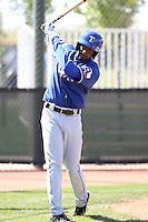 Jurickson Profar, Texas Rangers minor league spring training..Photo by:  Bill Mitchell/Four Seam Images.