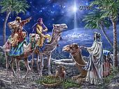 Dona Gelsinger, HOLY FAMILIES, HEILIGE FAMILIE, SAGRADA FAMÍLIA, paintings+++++,USGE1810,#xr# ,3 kings