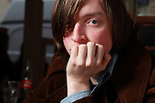 Feb 22, 2013: JACCO GARDNER - Photosession in Paris France
