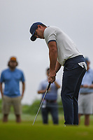 Brooks Koepka (USA) barely misses his birdie putt on 13 during the round 1 of the AT&T Byron Nelson, Trinity Forest Golf Club, Dallas, Texas, USA. 5/9/2019.<br /> Picture: Golffile | Ken Murray<br /> <br /> <br /> All photo usage must carry mandatory copyright credit (© Golffile | Ken Murray)