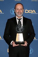LOS ANGELES - FEB 2:  John Landgraf, FX Network at the 2019 Directors Guild of America Awards at the Dolby Ballroom on February 2, 2019 in Los Angeles, CA
