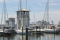 New marina construction - Gulfport Small Craft Harbor - Gulfport, Mississippi