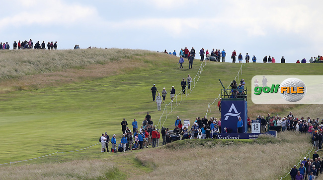 /{prsn}/ during the First Round of the 2015 Aberdeen Asset Management Scottish Open, played at Gullane Golf Club, Gullane, East Lothian, Scotland. /09/07/2015/. Picture: Golffile | David Lloyd<br /> <br /> All photos usage must carry mandatory copyright credit (&copy; Golffile | David Lloyd)