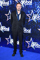 Jamie Theakstone<br /> arriving for the Global Awards 2018 at the Apollo Hammersmith, London<br /> <br /> ©Ash Knotek  D3384  01/03/2018