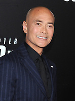 "NEW YORK, NY - MAY 09:Mark Dacascos attends the ""John Wick: Chapter 3"" world premiere at One Hanson Place on May 9, 2019 in New York City.     <br /> CAP/MPI/JP<br /> ©JP/MPI/Capital Pictures"