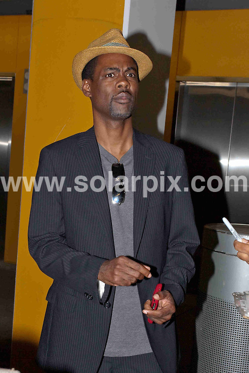 "**ALL ROUND PICTURES FROM SOLARPIX.COM**.**SYNDICATION RIGHTS FOR UK, AUSTRALIA, DENMARK, PORTUGAL, S. AFRICA, SPAIN & DUBAI (U.A.E) ONLY**.departures from the ""Funny People"" Los Angeles Premiere after party held at ArcLight Hollywood, CA, USA. 21 July 2009..This pic: Chris Rock..JOB REF: 9556 PHZ (Levine)   DATE: 21_07_2009.**MUST CREDIT SOLARPIX.COM OR DOUBLE FEE WILL BE CHARGED**.**ONLINE USAGE FEE GBP 50.00 PER PICTURE - NOTIFICATION OF USAGE TO PHOTO @ SOLARPIX.COM**.**CALL SOLARPIX : +34 952 811 768 or LOW RATE FROM UK 0844 617 7637**"