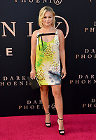"LOS ANGELES, USA. June 05, 2019: Olivia Holt at the premiere for ""X-Men: Dark Phoenix"" at Paramount Theatre.<br /> Picture: Paul Smith/Featureflash"