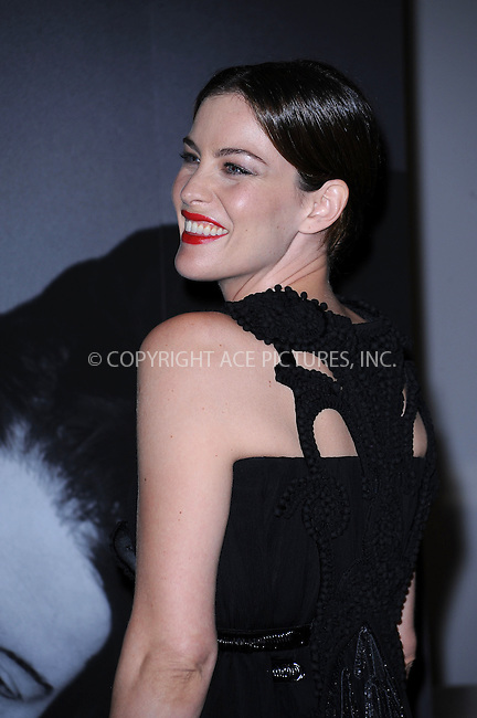 WWW.ACEPIXS.COM . . . . . ....June 1 2010, New York City....Liv Tyler arriving at the closing of Marina Abramovic's 'The Artist is Present' hosted by Givenchy at The Museum of Modern Art on June 1, 2010 in New York City.....Please byline: KRISTIN CALLAHAN - ACEPIXS.COM.. . . . . . ..Ace Pictures, Inc:  ..tel: (212) 243 8787 or (646) 769 0430..e-mail: info@acepixs.com..web: http://www.acepixs.com
