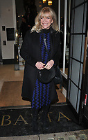 Jo Wood at the Wellness Awards 2018, BAFTA, Piccadilly, London, England, UK, on Thursday 01 February 2018.<br /> CAP/CAN<br /> &copy;CAN/Capital Pictures