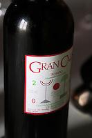 Gran Caus Rosado Rose 2005. Can Rafols dels Caus, Avinyonet, Penedes, Catalonia, Spain.